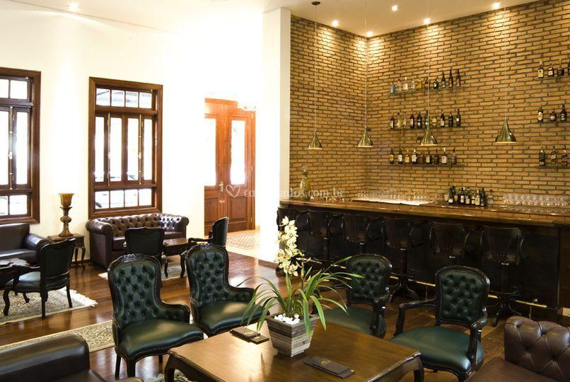 Bar na entrada
