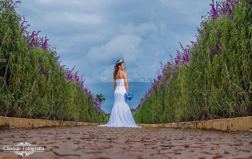Prévia da Noiva - Pâmela