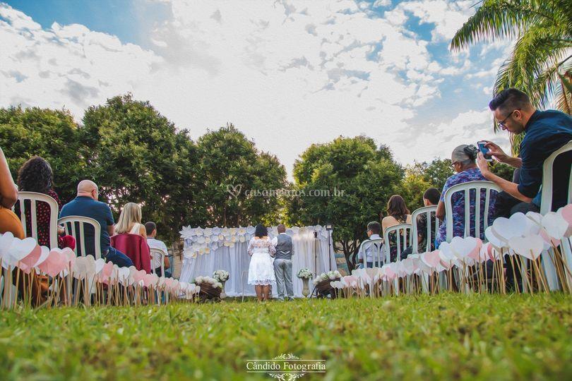 Casamento Roberta & Rogério