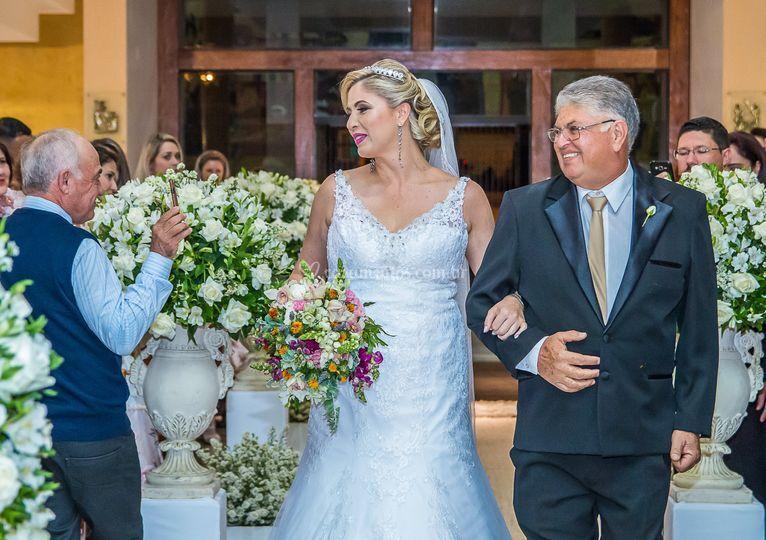 Casamento Denise & Reinaldo