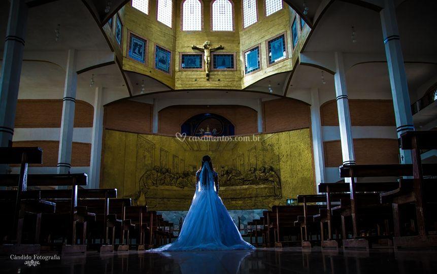 Prévia da Noiva - Taynara