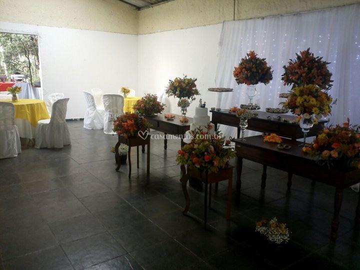 Salão Interno 1