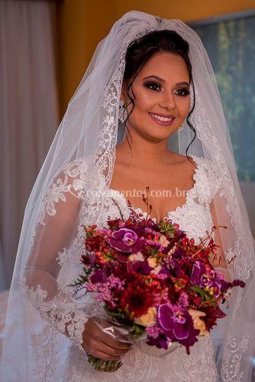 Belíssima noiva