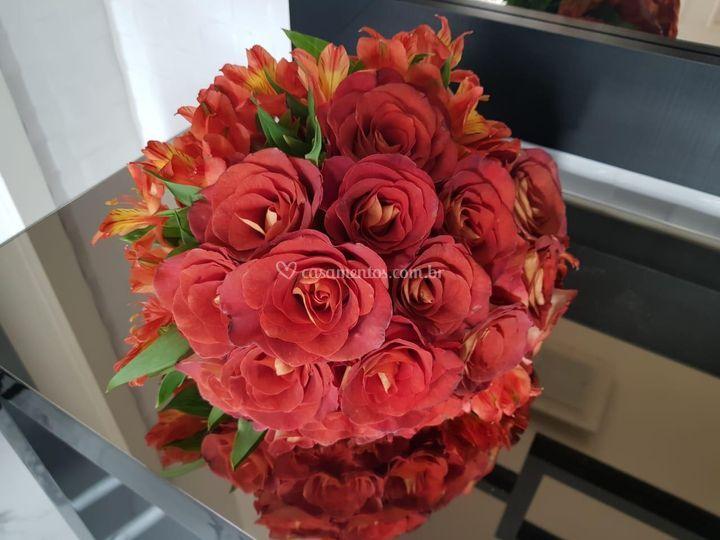 Rosas exóticas