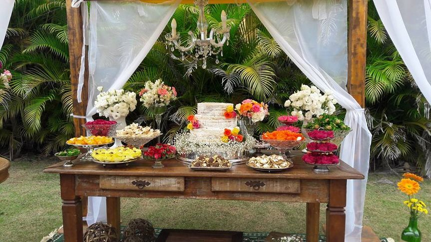 Casamento Chic no Campo