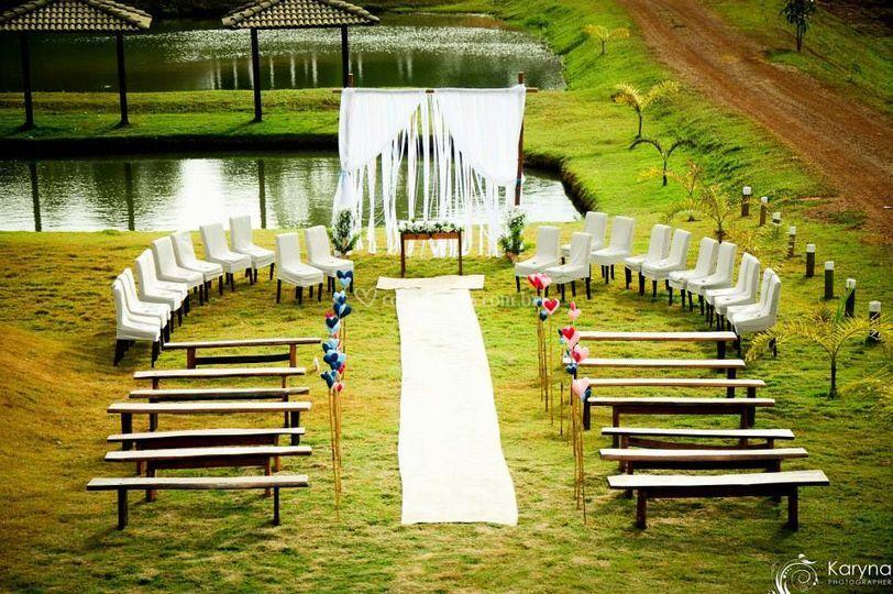 Cerimônias temáticas