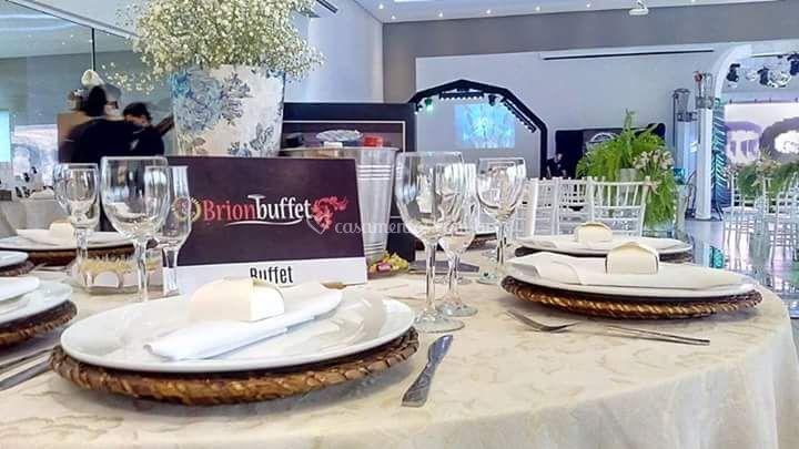 Brion Buffet