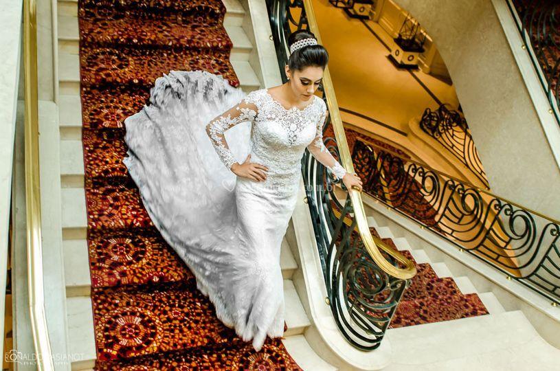 Noiva Hotel Gran Mercure