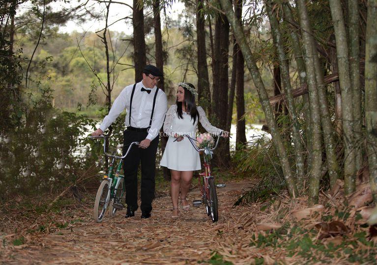 Pré Wedding Talissa e Rafael