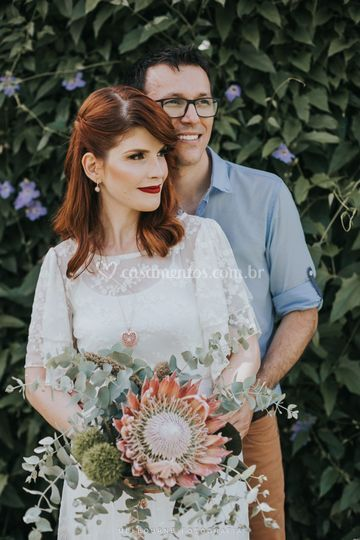 Julie & David