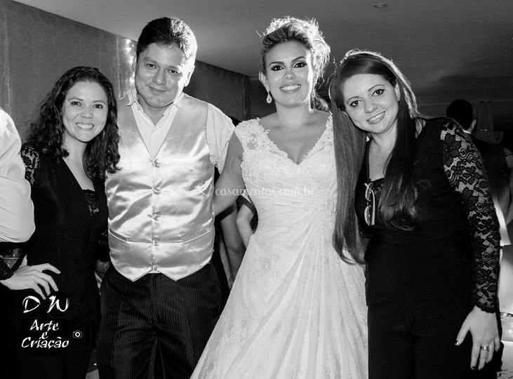 Casamento Melania e Anderson
