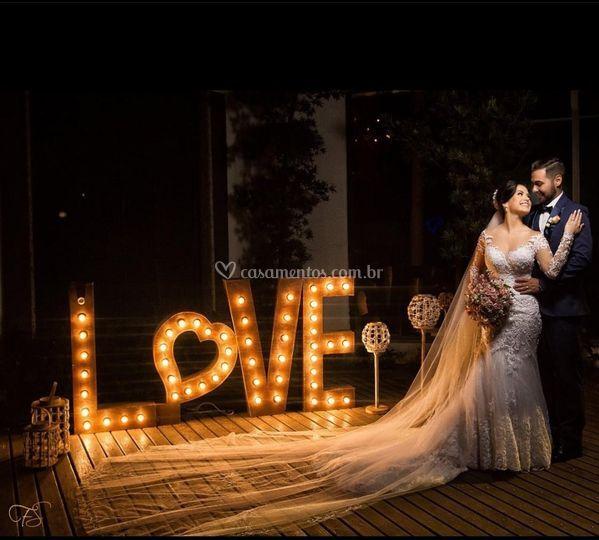 Love casamento