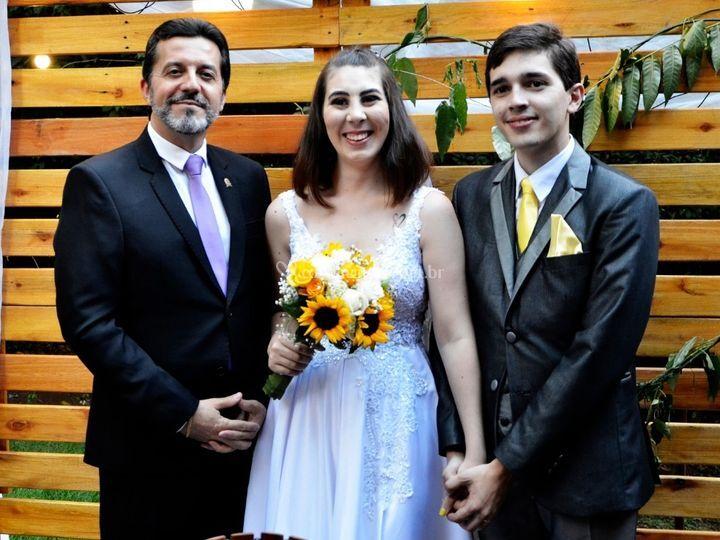 Matheus e Fernanda, 29/02/20.
