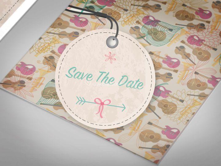 Convite moderno
