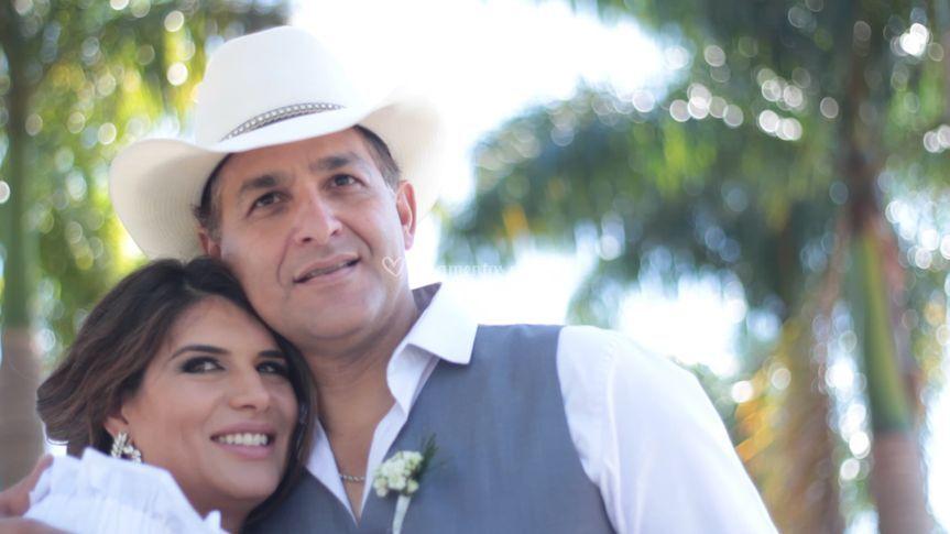Casamento do Marco Brasil