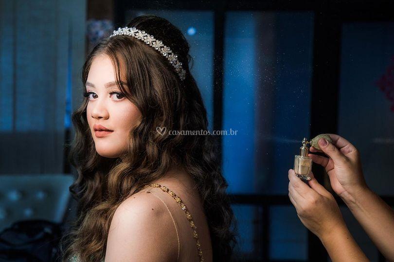 Beleza para debutante