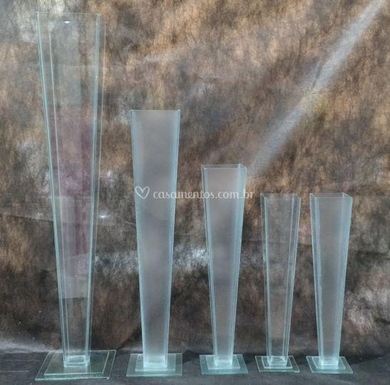 Vaso decorativos para mesas