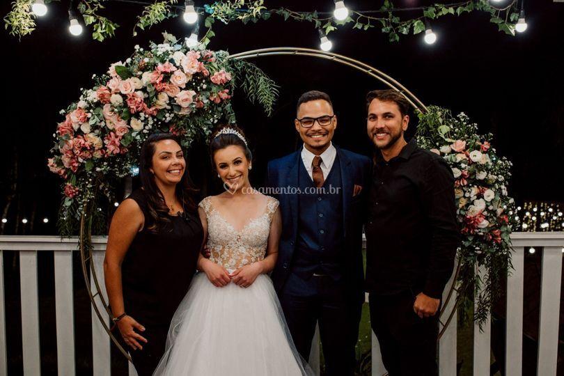 Casamento Milena e Felipe