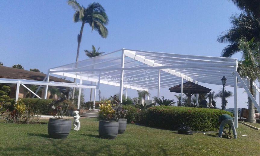 LTR Tendas e Coberturas