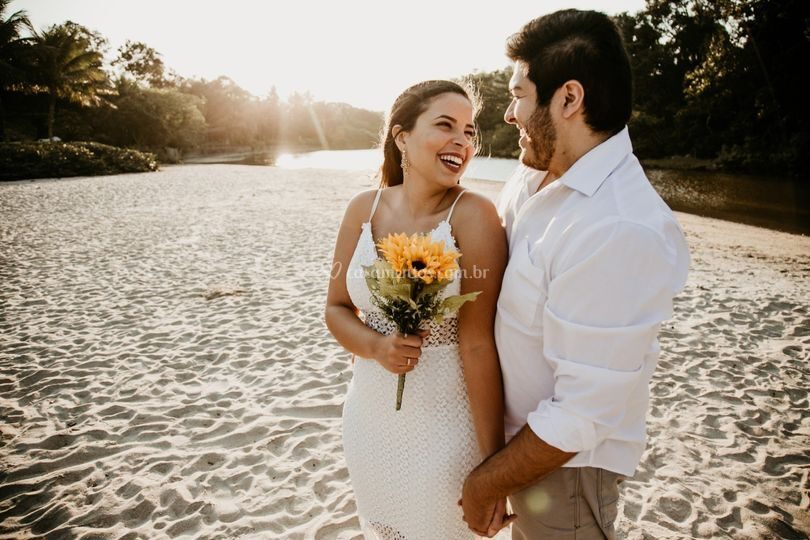 Pré-Wedding - Fabiana e Renam