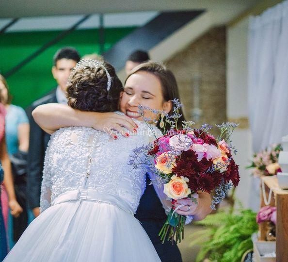 Aquele abraço de sempre