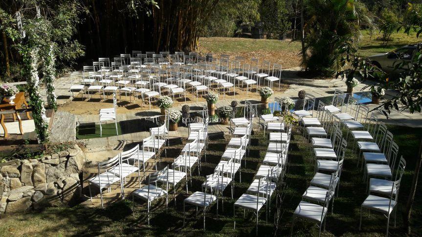 Casamento campal