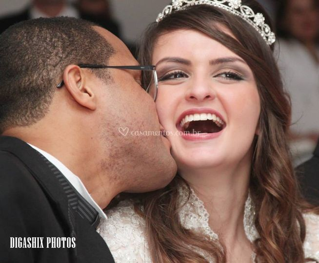 Casamento Digashix
