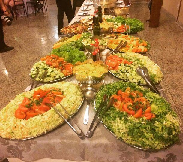 Aparador de Saladas