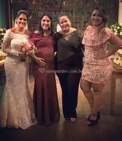 Noiva, Ex-Noiva e Futura