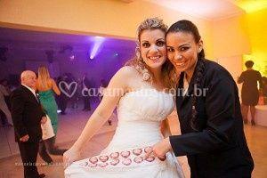 Assessora e noiva