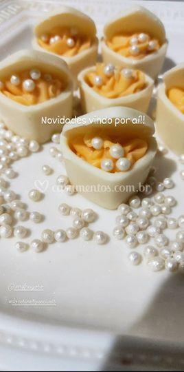 Porta jóia de melão
