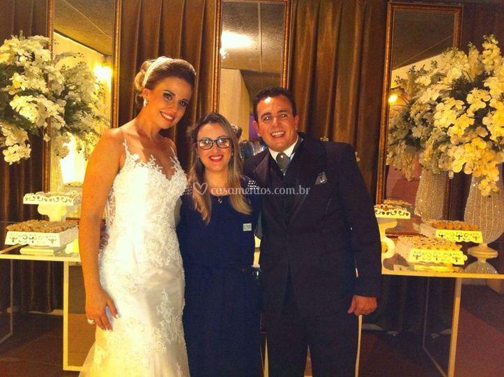 Casamento Mariele e Leandro
