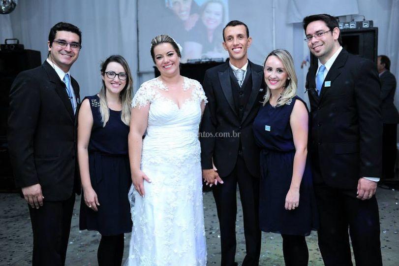 Casamento Nataniela e Leandro