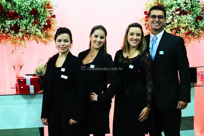 Equipe Mariah Casamentos