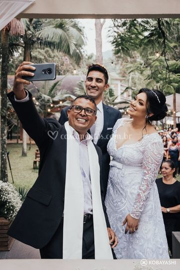 Aquela tradicional selfie