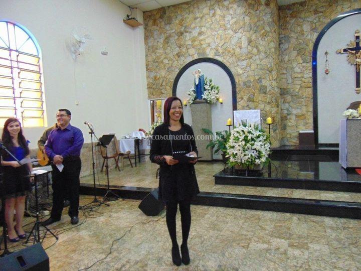 Casamento na minha paróquia