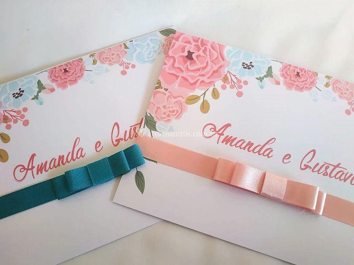 Convite floral - 2, 20