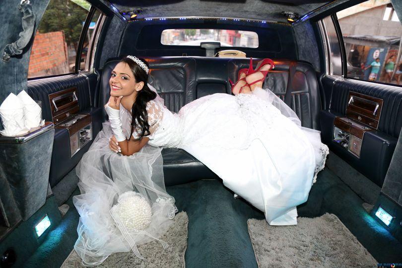 Na limousine