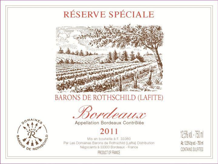 Bordeaux Réserve Spéciale