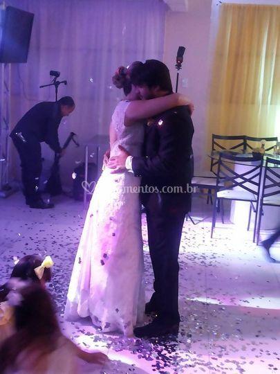 Dança dos noivos