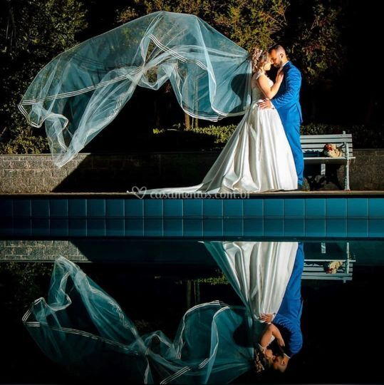 Casamento Piscina