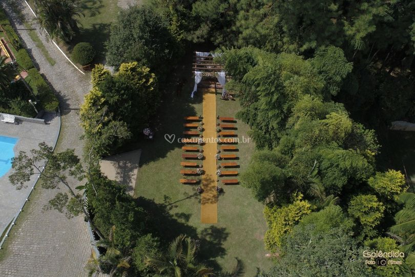 Drone Casarão