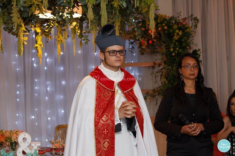 Padre Edivaldo Ferreira