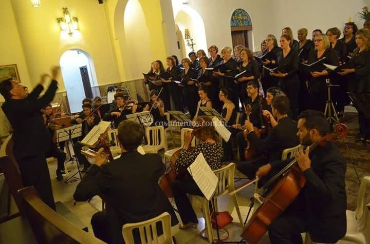 Coro e Orquestra