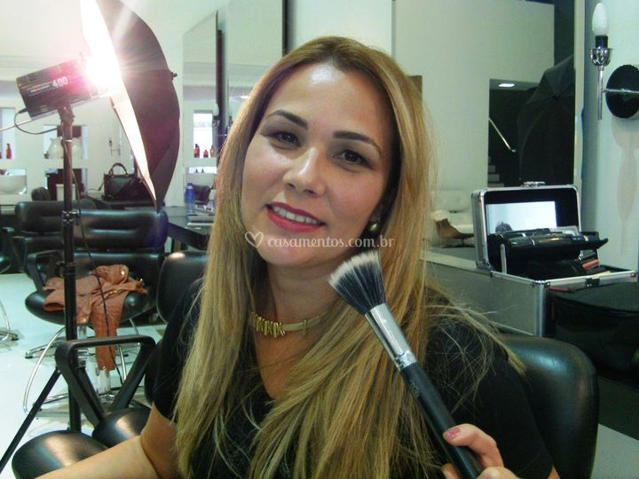 Maquiadora rosemary leal