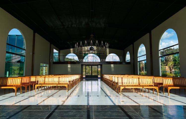 Capela Alpendre Garden Hall
