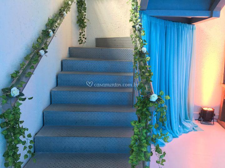 Escada hall central