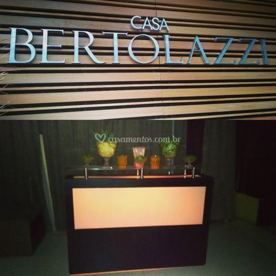 Bar show Na Casa Bertolazzi