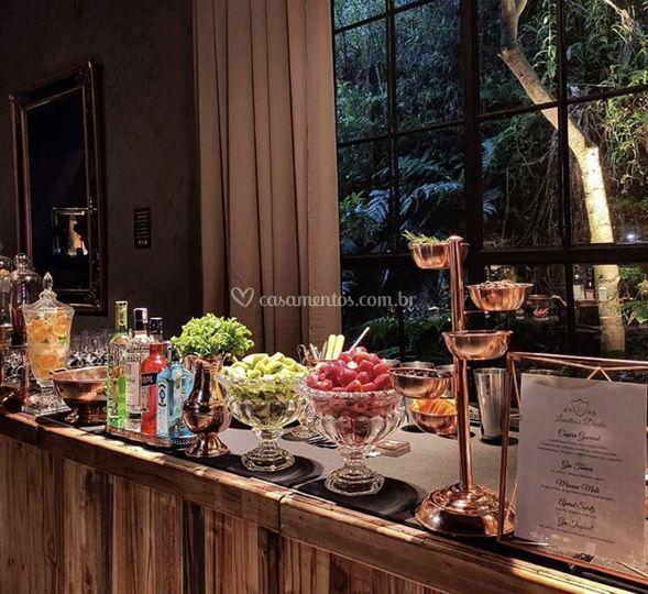 Bar de Drinks para Casamento
