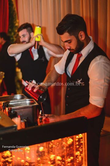 Summers Bartender
